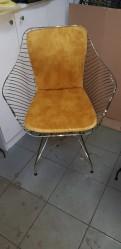 Ay metal sandalye modeli